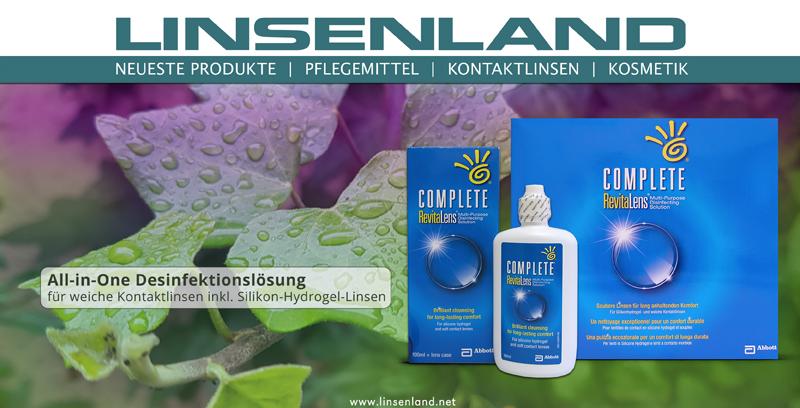 Linsenland Kontaktlinsen online bestellen