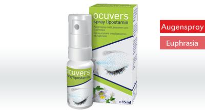 Ocuvers Spray Lipostamin 15ml
