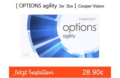 Options agility 3er Cooper Vision
