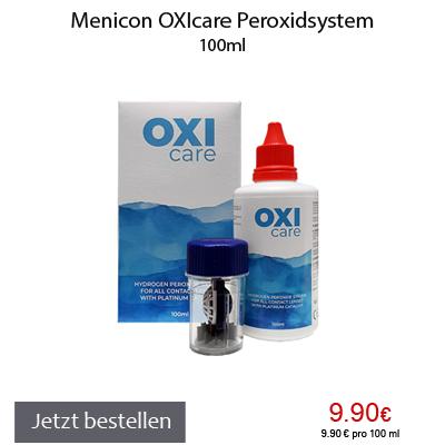 Menicon OXIcare 100ml