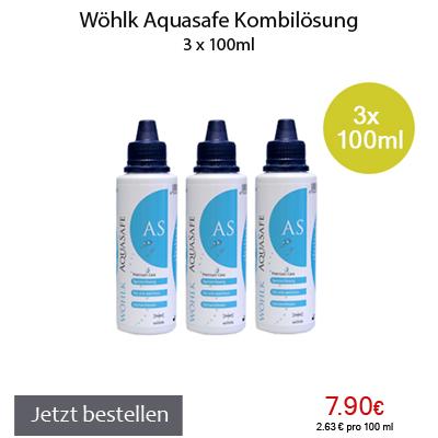 Wöhlk Aquasafe 3x100ml