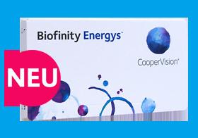 Biofinity Energys, Kontaktlinsen von Cooper Vision, digitaler Augenstress, Bildschirm, Feuchtigkeit