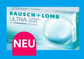 Ultra Bausch und Lomb, ULTRA, Kontaktlinsen, Benetzung