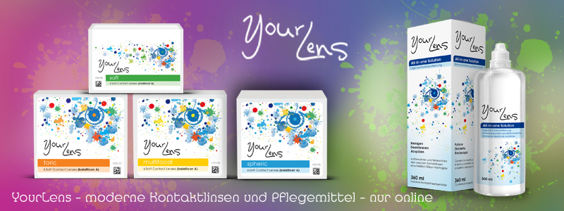 YourLens Kontaktlinsen günstig online kaufen