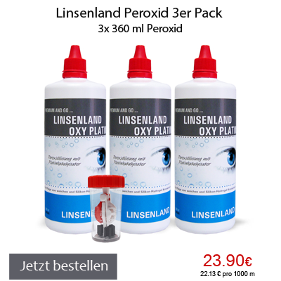 Linsenland Peroxid 3er Pack
