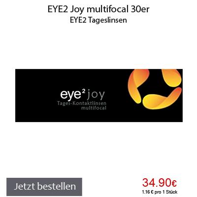 EYE2 Joy Multifocal Tageslinsen