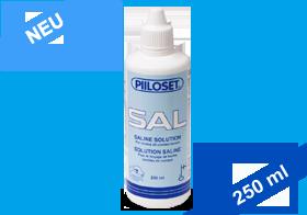 SAL Saline Kochsalzloesung, Piiloset, Pflegemittel weiche Kontaktlinsen