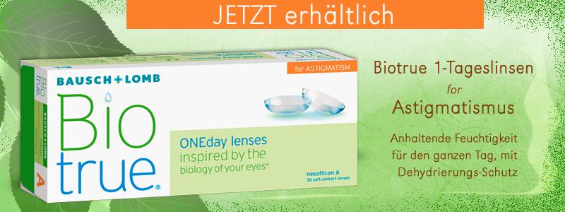 Biotrue Oneday Kontaktlinsen günstig online kaufen