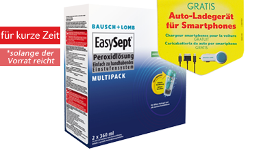 Easy Sept Multipack Aktion Bausch & Lomb