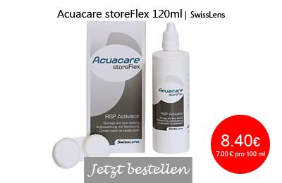 Acuacare storeFlex 120ml, SwissLens