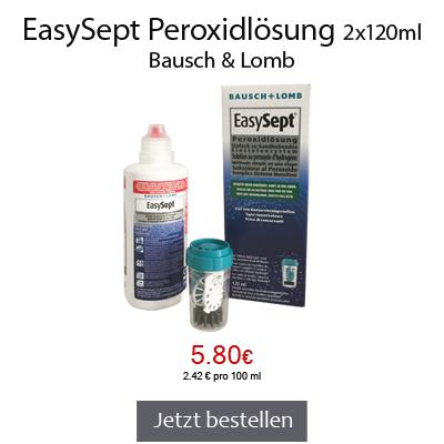 EasySept 2x120ml, Bausch & Lomb