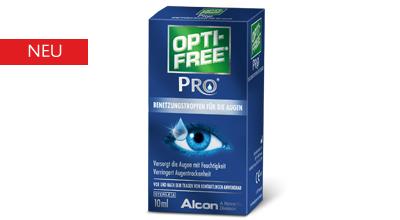 Opti-Free PRO Augentropfen, Alcon