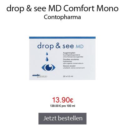 Contopharma drop & see MD Comfort Mono