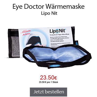 Lipo Nit Eye Doctor Wärmemaske