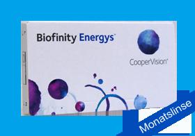 Biofinity Energys, Monatslinse, Cooper Vision