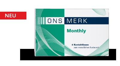 Ons Merk Monthly 6er