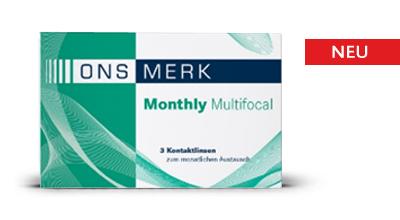 Ons Merk Monthly Multifocal