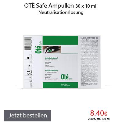 OTÈ Safe Ampullen Augentropfen 30x10ml