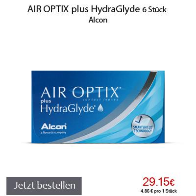 Air Optix for Hydraglyde 6er, Alcon