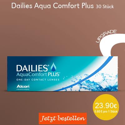 Dailies Aqua Comfort Plus 30er Tageslinsen, Alcon